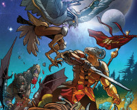 Battle Beasts #3 Review