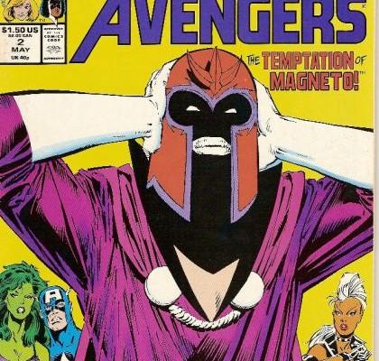 Retro Vision: The X-Men Vs. The Avengers (1987)