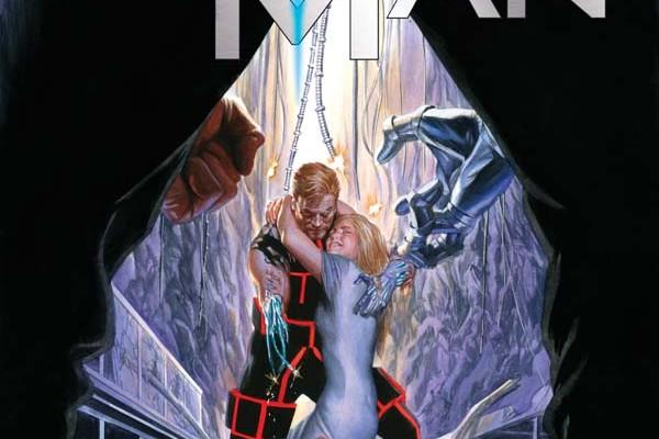 Bionic Man #10 Review