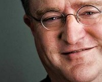 Gabe Newell Wears a Horse Mask and Throws Up a Peace Sign… Half-Life 3 Confirmed?