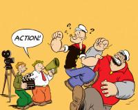 Popeye #6 Review