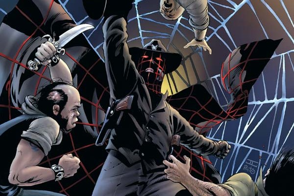 The Spider #4 Review