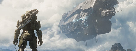 First Teaser Trailer for Halo Live Action Series