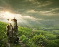 New Comic-Con Poster For The Hobbit: An Unexpected Journey