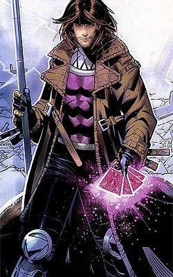Get The Look: Gambit