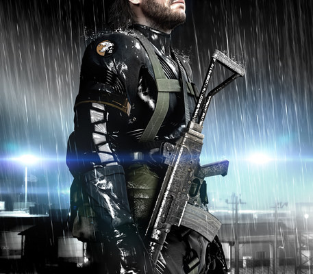 First Footage of Metal Gear Solid: Ground Zeroes