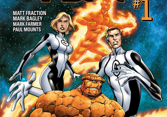 FANTASTIC FOUR's future is MARVEL NOW!