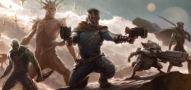 Possible SYNOPSIS for GUARDIANS OF THE GALAXY Revealed