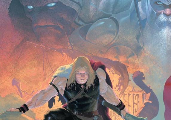 MARVEL NOW! First Look at THOR: GOD OF THUNDER #2