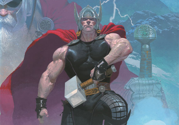 THOR's future is MARVEL NOW!