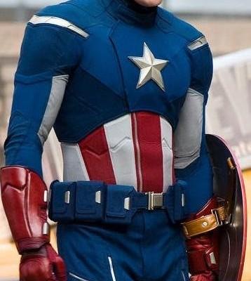 PETTY FANBOY GRIPE:  Captain America's New Suit Sucks