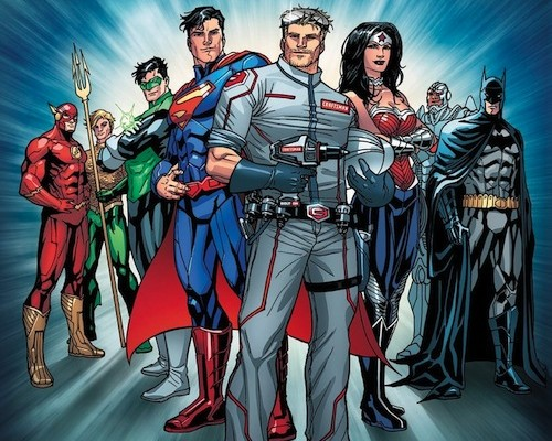 DC teams with Craftsman to create superhero handyman THE TECHNICIAN