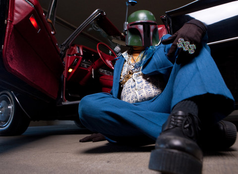 Photographer KEVIN KNIGHT Celebrates Cosplay in FREE Book