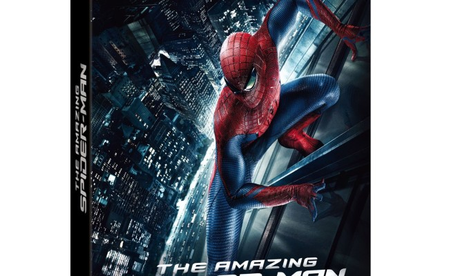 Details Released for The Amazing Spider-Man BluRay and DVD (U.K)