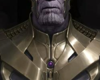 THANOS Looks Scary as F*** in Concept Art