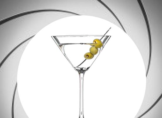How to Drink Like James Bond