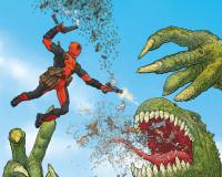 Deadpool #1 Review