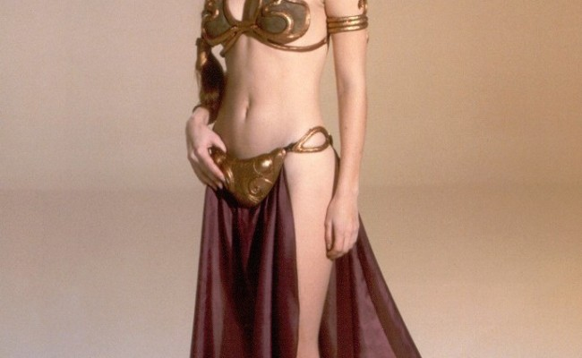 STAR WARS Episode VII: Carrie Fisher wants in too!