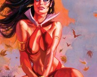 Vampirella: The Red Room #4 Review