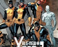 All New X-Men #1 Review