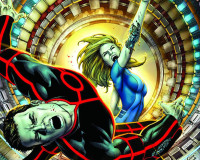 DYNAMITE ENTERTAINMENT Solicitations for FEBRUARY 2013