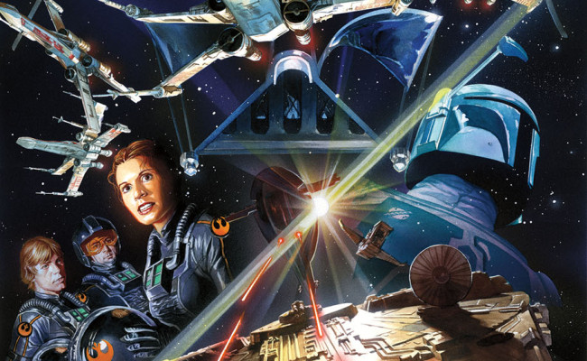 Exclusive: STAR WARS Fighter Pilots Talk About The Future of the Franchise