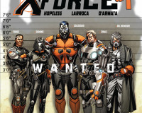 Cable & X-Force #1 Review