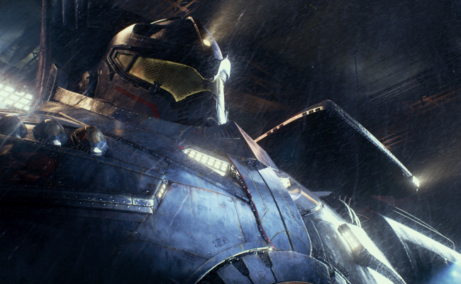 The PACIFIC RIM Trailer is Here and it is Awesome