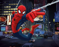 ULTIMATE SPIDER-MAN Returns in JANUARY