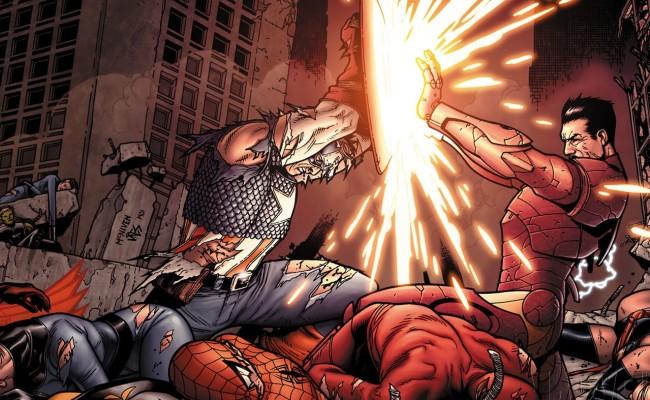 Retro Vision: Civil War