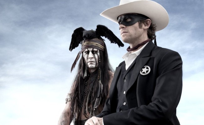 The LONE RANGER Trailer Isn't Bad but Doesn't Capture the Right Feeling