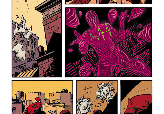 Has Daredevil Already Figured Out the Identity of SUPERIOR SPIDER-MAN?