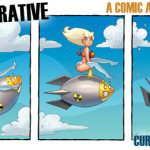 The Art Of Narrative - A Comic Arts Exhibition by Jimmy Palmiotti