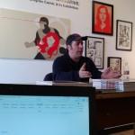 The Art Of Narrative - Workshop Live - Jimmy's Class