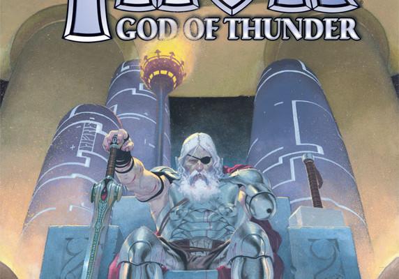 Thor: God of Thunder #4 Review