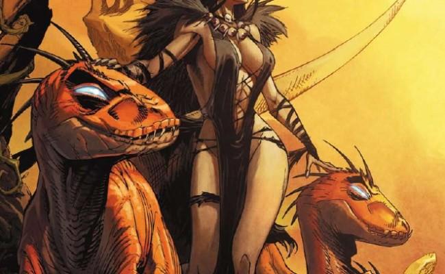 Charismagic: The Death Princess #2 Review