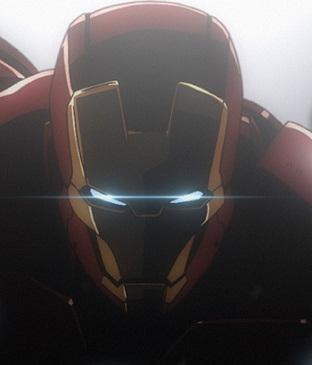 Iron Man: Rise of Technovore Stills Released