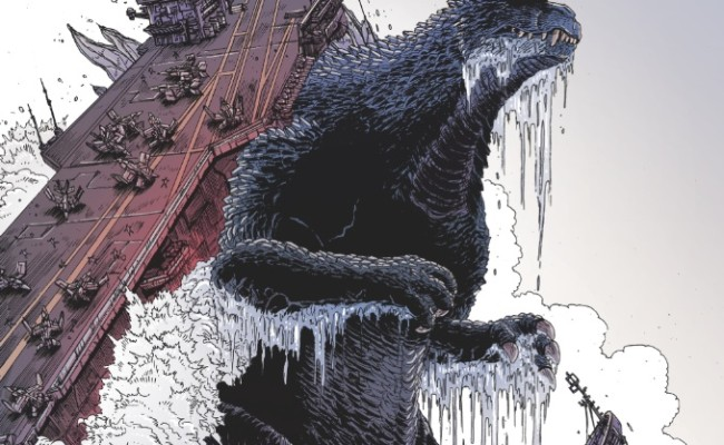 GODZILLA: Half Century War #5 Review
