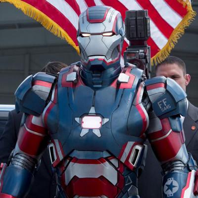 Iron Man 3 has a TON of new armors!