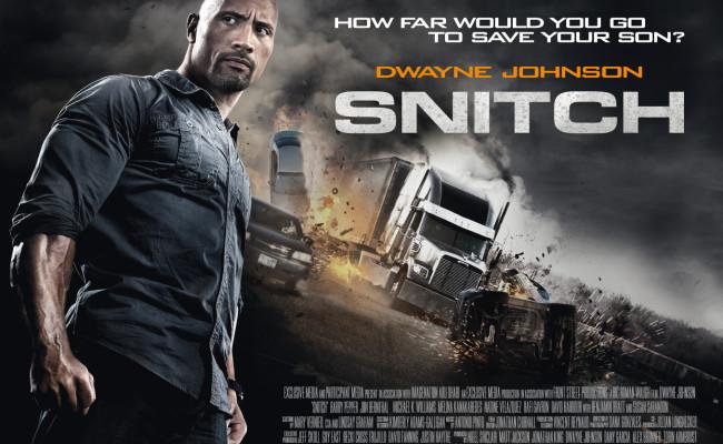 UK Trailer for Dwayne Johnson's SNITCH