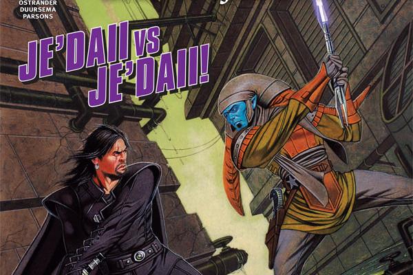 Star Wars: Dawn of the Jedi – Prisoner of Bogan #4 Review