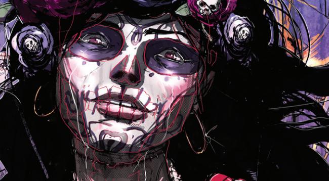 Dia De Los Muertos #2 Review