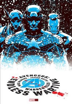 Avengers Original Graphic Novel written by Warren Ellis GET EXCITED!