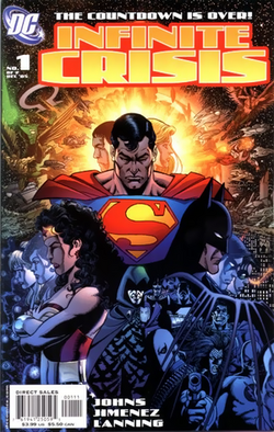 Infinite Crisis Videogame, anybody else CONFUSED?