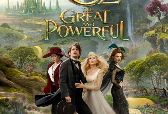REVIEW: Oz: The Great And Powerful