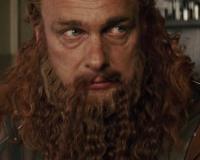 Resident Asgardian Fatty RAY STEVENSON Raves About THOR : THE DARK WORLD