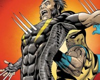 Classic WOLVIE Kills Flashy WOLVERINE in AGE OF ULTRON Teaser