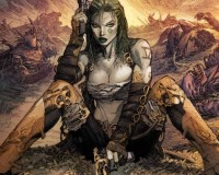 Cyber Force #4 Review