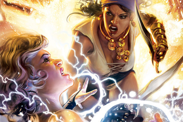 Dragon Age: Until We Sleep #2 Review