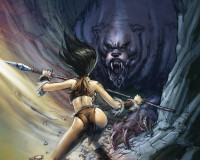Grimm Fairy Tales presents The Jungle Book: Last of the Species #2 Review